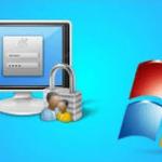 как убрать пароль в виндовс