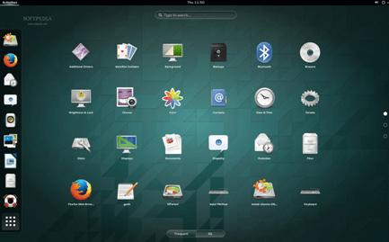 linux destop