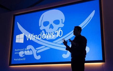 pirat windows 10