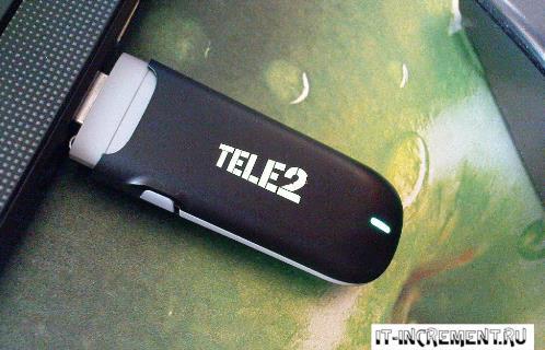 3g modem tele2