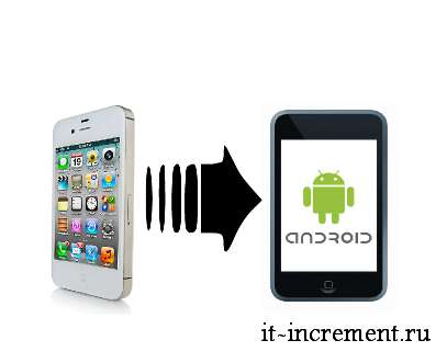 perenos s iphone na android