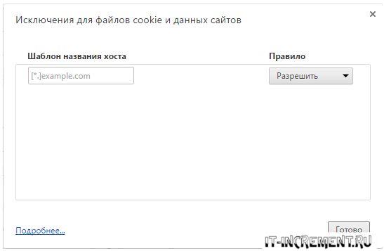 cookie brauzera