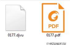 djvu pdf
