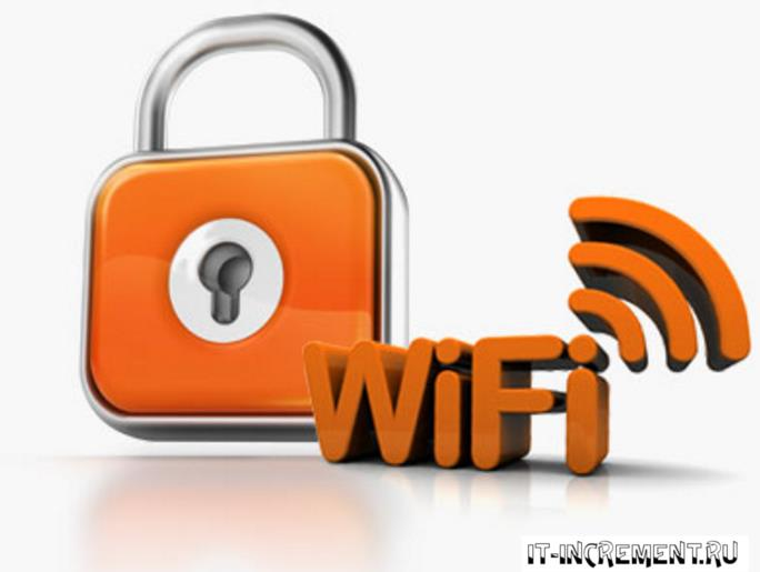 kak uznat parol wifi