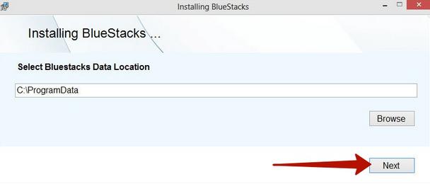 bluestacks install2